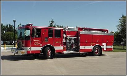 1999 Smeal HME 1891 Series. 1000 GPM pump. 1250 gallon tank. Used for rural fire fighting. Purchased by the Marion Township.
