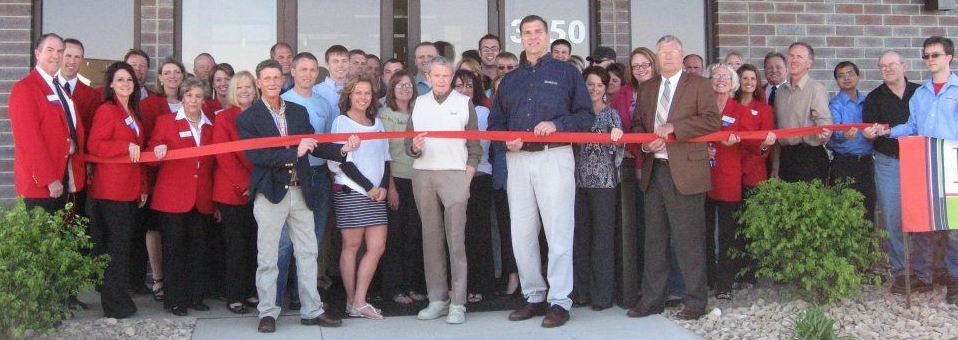 people esco group ribbon cutting