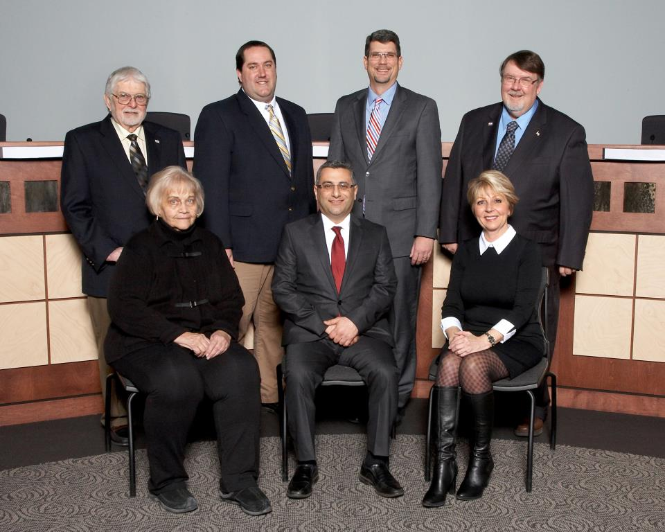2016 Marion City Council Members
