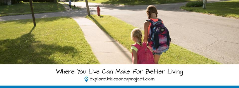 blue zones better living