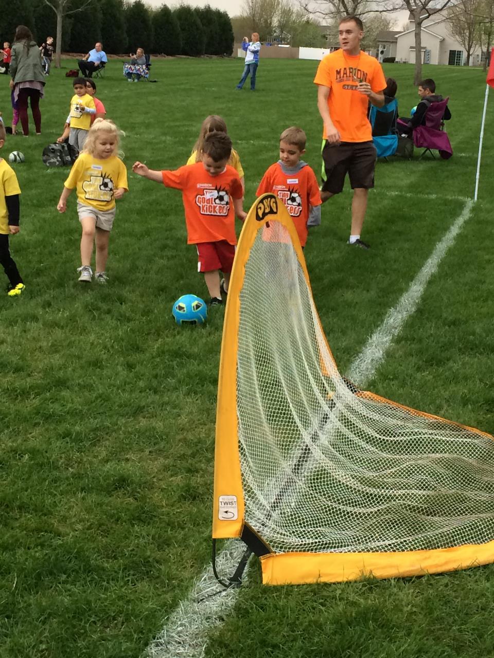 Tiny Goal Kickers 2017
