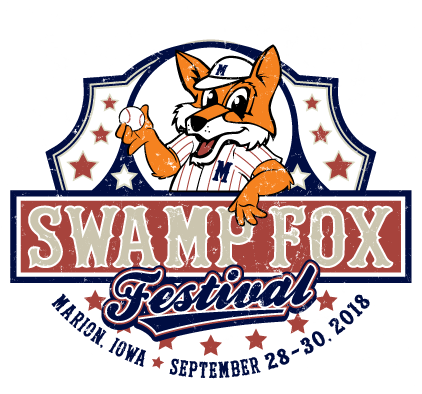 Swamp Fox Festival logo
