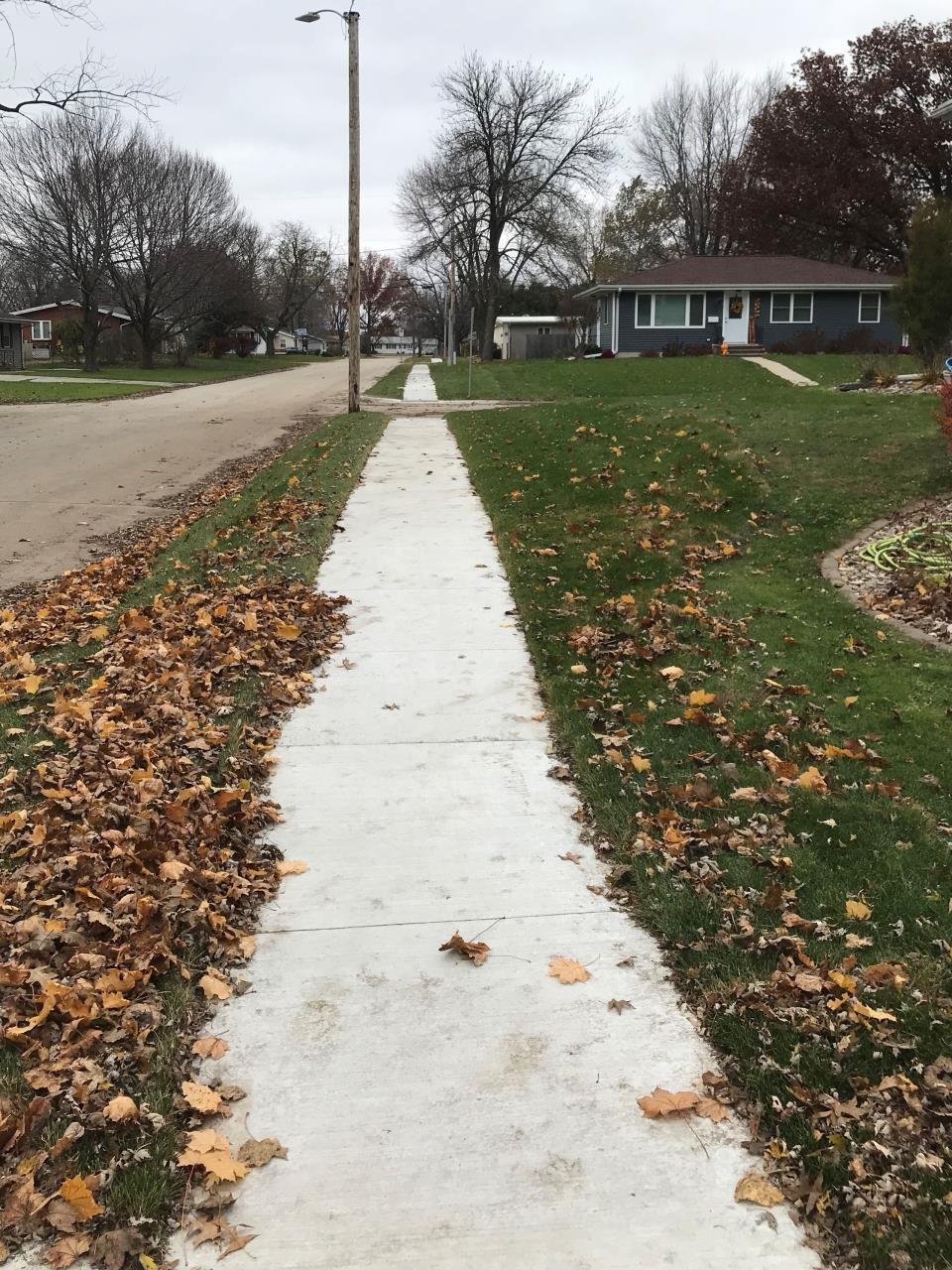 Sidewalk Assessment