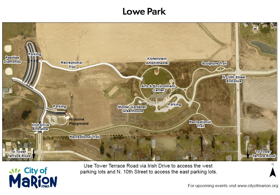 Lowe Park - entertainment venues