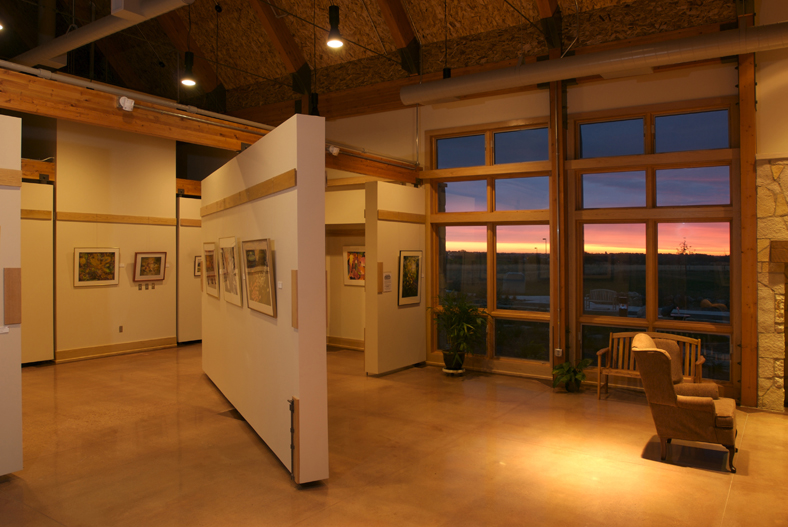 Arts & Environment Center gallery