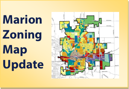marion zoning map update button