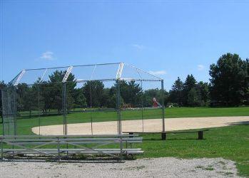 Hanna Park Baseball Field