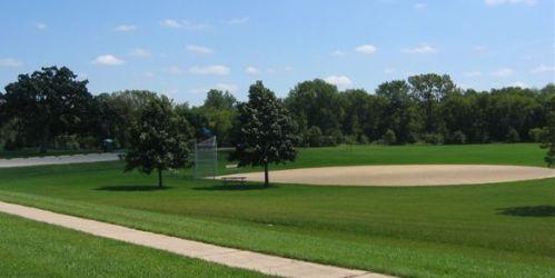 Lininger Park Baseball Field