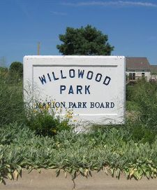 Willowood Park Signage