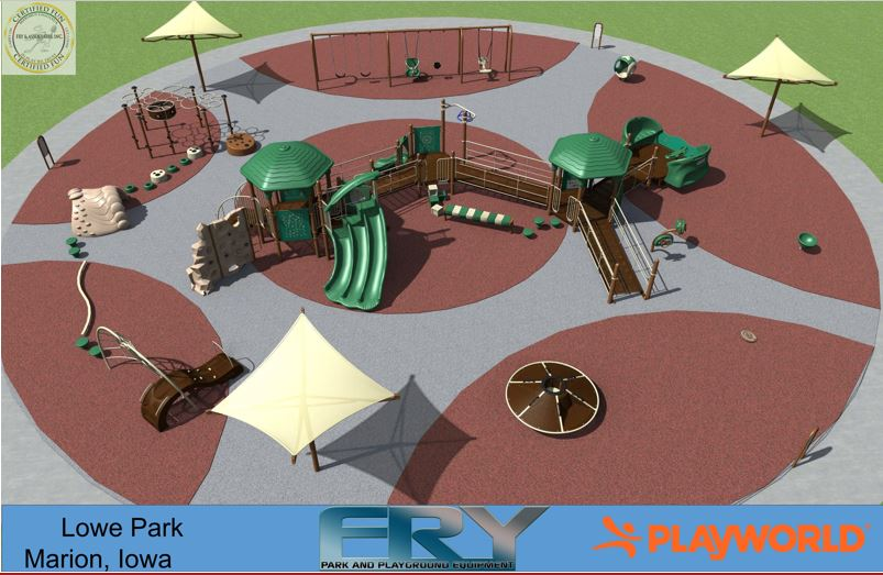 Irish Dr Construction Playground option 1
